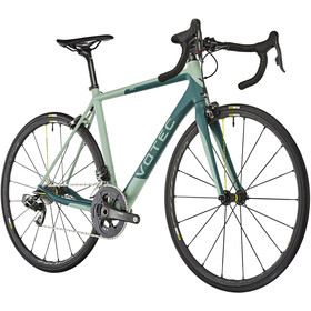 VOTEC VRC Evo Carbono Road, green